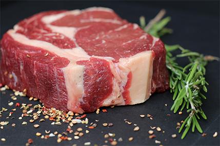 carnes seleccionadas