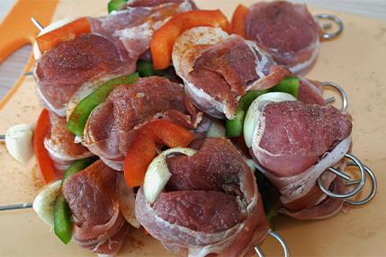 preparados de carne